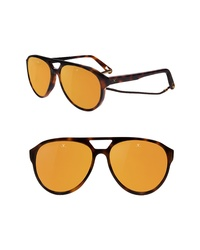 Vuarnet Tom 64mm Aviator Sunglasses