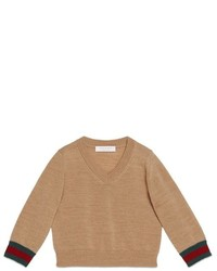 Gucci Infant Boys Wool Sweater