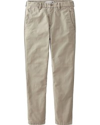 Uniqlo Idlf Cotton Tapered Pants