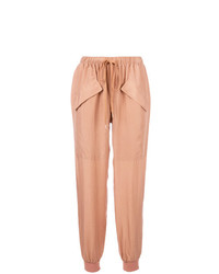 See by Chloe See By Chlo Drawstring Tapered Trousers