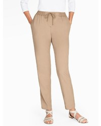 The easy drawstring slim leg pant medium 434971
