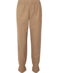 Tibi Woven Tapered Pants