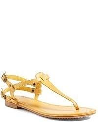 Tan Thong Sandals