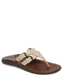Honokaa buckle flip flop medium 4912904