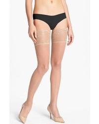 Donna Karan New York Donna Karan Lace Top Stay Up Stockings
