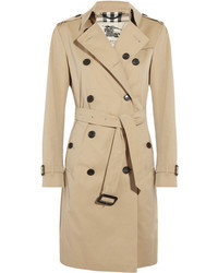 Tan Trenchcoat