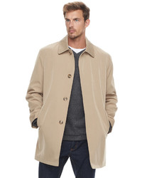 Ike Behar Big Tall Classic Fit Rain Jacket