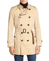 Big tall kensington double breasted trench coat medium 380416