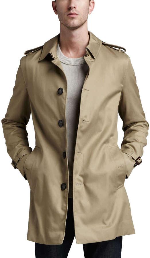 7d86333b4 Burberry Tradingbasis Trench Burberry Coat Swing Coat Coat Swing ...