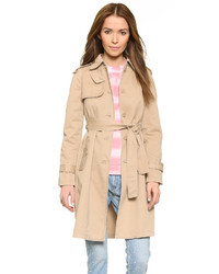 Marc by Marc Jacobs Classic Cotton Trench