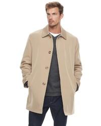 Ike Behar Classic Fit Rain Jacket