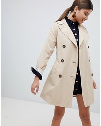 Missguided Classic Trench Coat