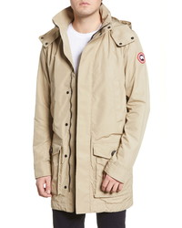 Canada Goose Crew Trench Jacket With Removable Hood