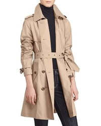 Lauren Ralph Lauren Double Breasted Trench Coat