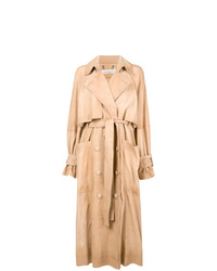 Golden Goose Deluxe Brand Double Breasted Trench Coat