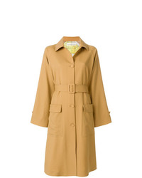 Golden Goose Deluxe Brand Flared Trench Coat