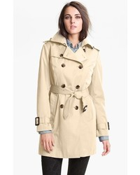 Heritage trench coat with detachable liner medium 370210