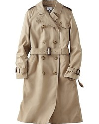 Uniqlo Idlf Trench Coat