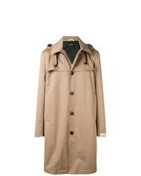 Diesel J Haruo Trench Parka Coat
