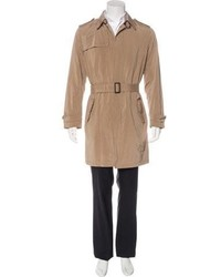 Prada Lightweight Trench Coat