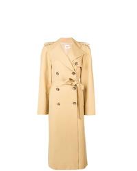 Khaite Long Trench Coat