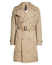 MACKINTOSH Macintosh St Andrews Double Breasted Trench Coat