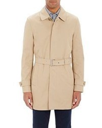 Michael Kors Michl Kors Belted Mackintosh Trench Coat