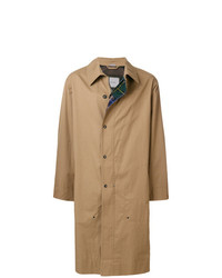 Lanvin Single Breasted Trench Coat