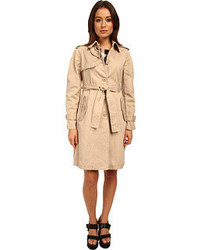 Marc by Marc Jacobs Slim Trench Coat Coat