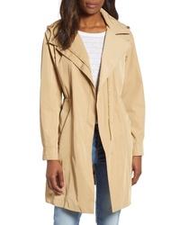 Kristen Blake Tech Hooded Trench Coat
