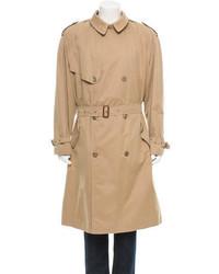 Ermenegildo Zegna Trench Coat