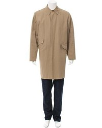 Paul Smith Twill Macintosh Coat