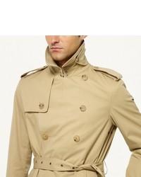 2c5ca647 Ralph Lauren Black Label Twill Trench Coat, $1,495 | Ralph Lauren ...