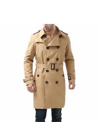 Asstd National Brand Twill Trench Coat