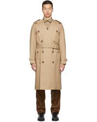 Burberry V Neck French Coat