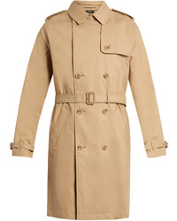 A.P.C. Vavin Water Resistant Cotton Trench Coat