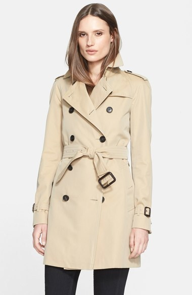 new authentic sale new images of $1,795, Burberry Westminster Double Breasted Trench Coat