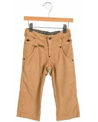 Dolce & Gabbana Dg Boys Straight Leg Pants