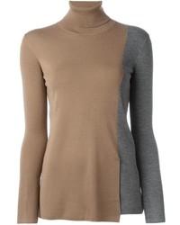 Akris Colour Block Sweater