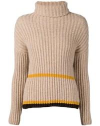 Dusan Open Back Knit Sweater
