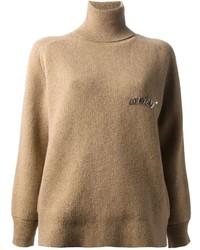 Golden Goose Deluxe Brand Brooch Sweater