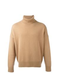 Oversized turtleneck sweater medium 7162592