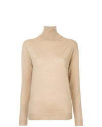 Stella McCartney Turtle Neck Fitted Sweater