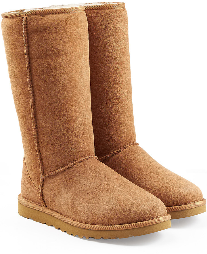243d921db38 $269, UGG Australia Classic Tall Suede Boots