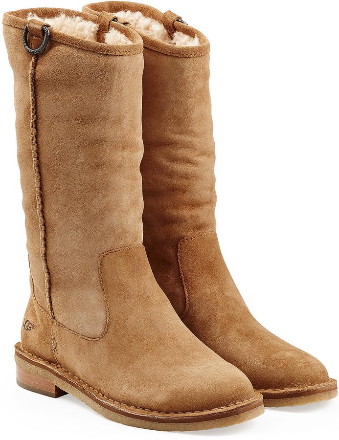 ... UGG Australia Daphne Sheepskin Boots ...