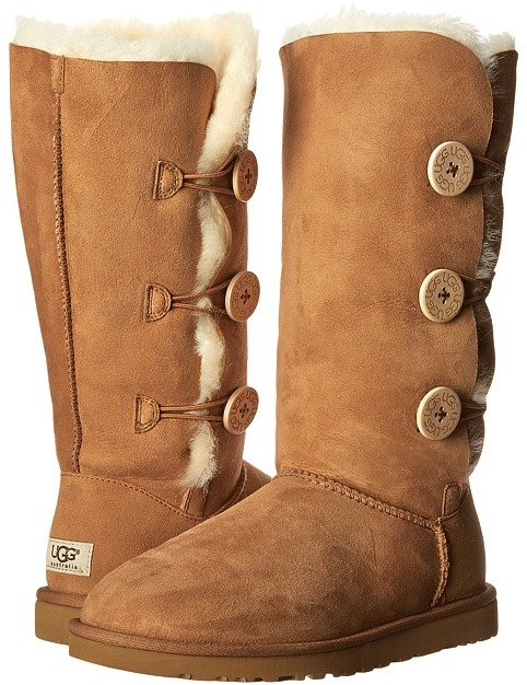 b6191c1a60b $219, UGG Bailey Button Triplet Boots