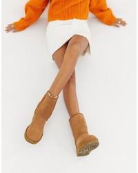UGG Classic Short Ii Chestnut Boots