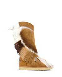 Fringed boots medium 7341863