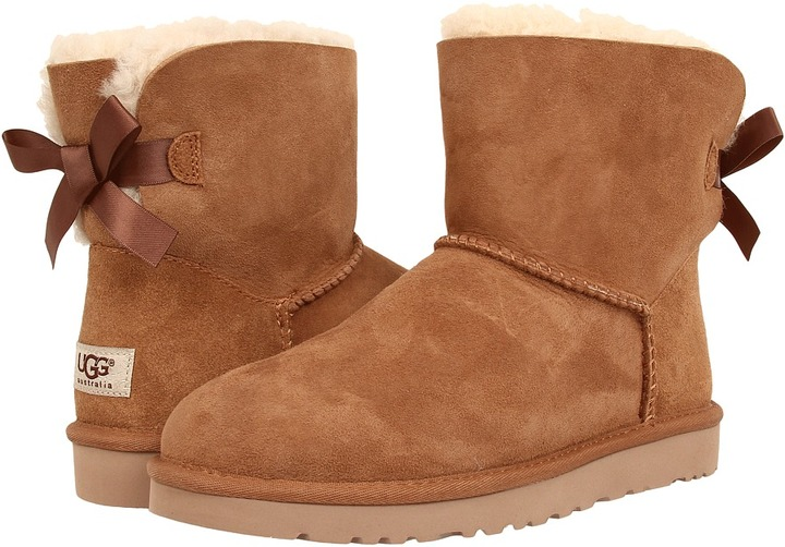 ... UGG Mini Bailey Bow ...