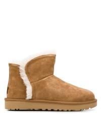 UGG Australia Mini Fluff Slip On Boots
